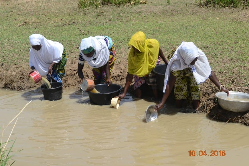 1.8 Billion Persons Drink Contaminated Water Globally