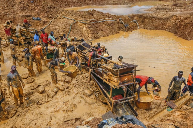 We Admit Our Activities Are Hazardous to Human Health-Illegal Miners