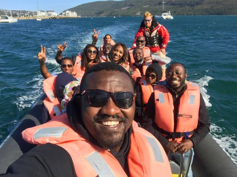 Dumelo cools off in South Africa amidst threats of prosecution