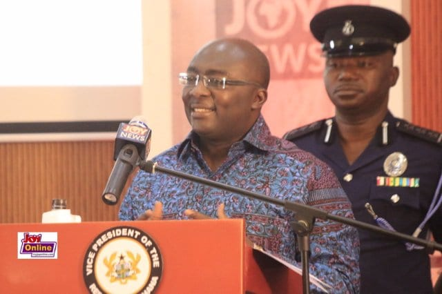 Past governments have paid lip service to Ghana's development -Bawumia