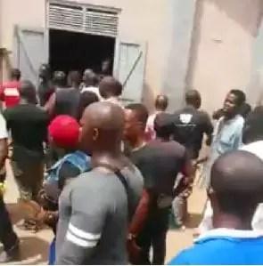 VIDEO:Delta Force Raid at Kumasi Circuit court