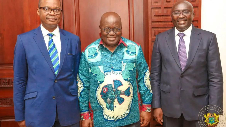 Bawumia and Addison victimising Duffuor who gave them Banking career-Adongo