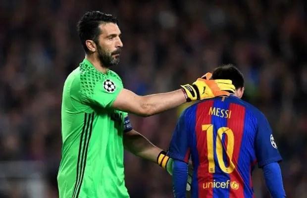 Juventus dump Barcelona out, Monaco qualify for semi-final