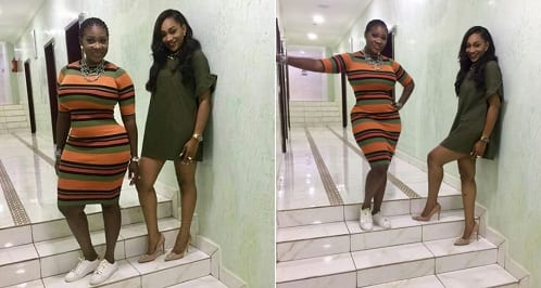 PHOTOS: Mercy Johnson Showcases Her Curves