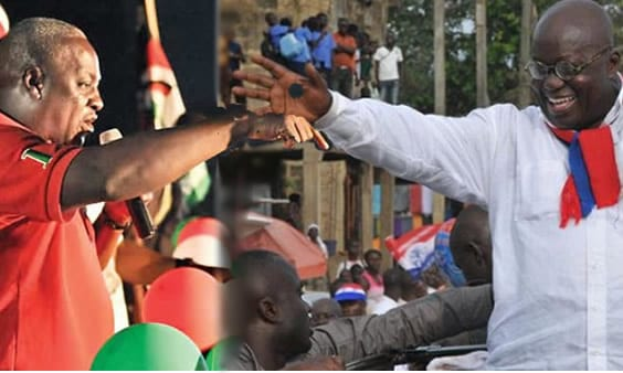 NDC nearly won 2016 polls but-former Minister