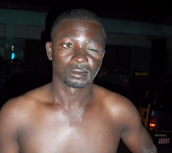 The Sad Story of Peter Mensah Nominated DCE for Techiman North