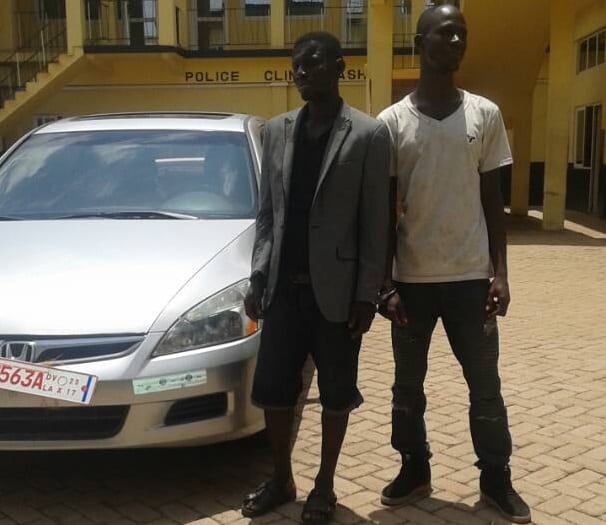 Car Snatching Syndicate Busted By Kumasi Police