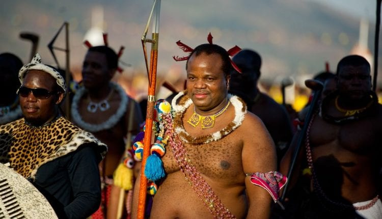 King Of Swaziland Bans Divorce In His Country