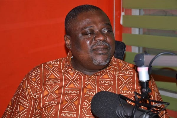 Anyidoho 'runs away' from Martin Amidu