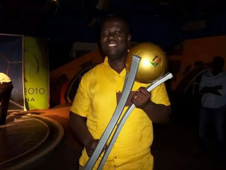 Sports Journalist Christopher Opoku is dead