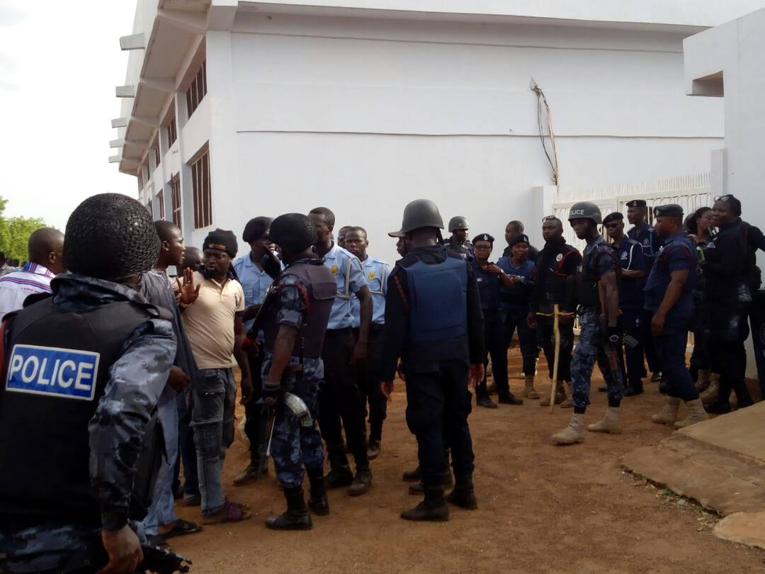 Ahwiaa clashes: No correlation between Monday's and previous ones-DCE