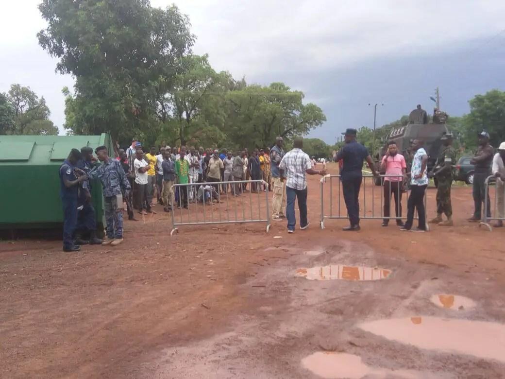 Savelugu Assembly Confirms MCE Amidst Heavy Security