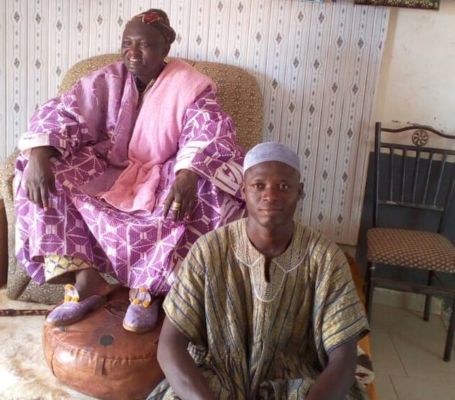 Former Student Leader Grabs Chieftaincy Title