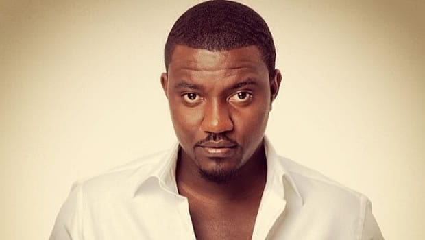 John Dumelo rains insults on a Twitter user