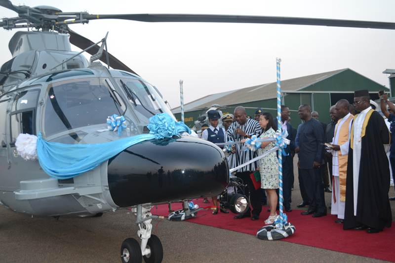 Missing helicopters used for 'trotro' by NPP-  Dr Kwabena  Donkor