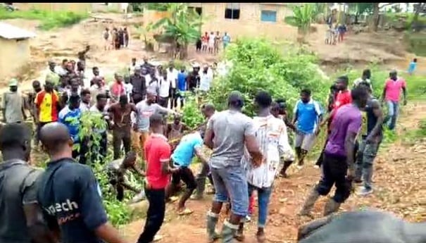 Blame Police for Capt Mahama's Death-Denkyira-Boase residents