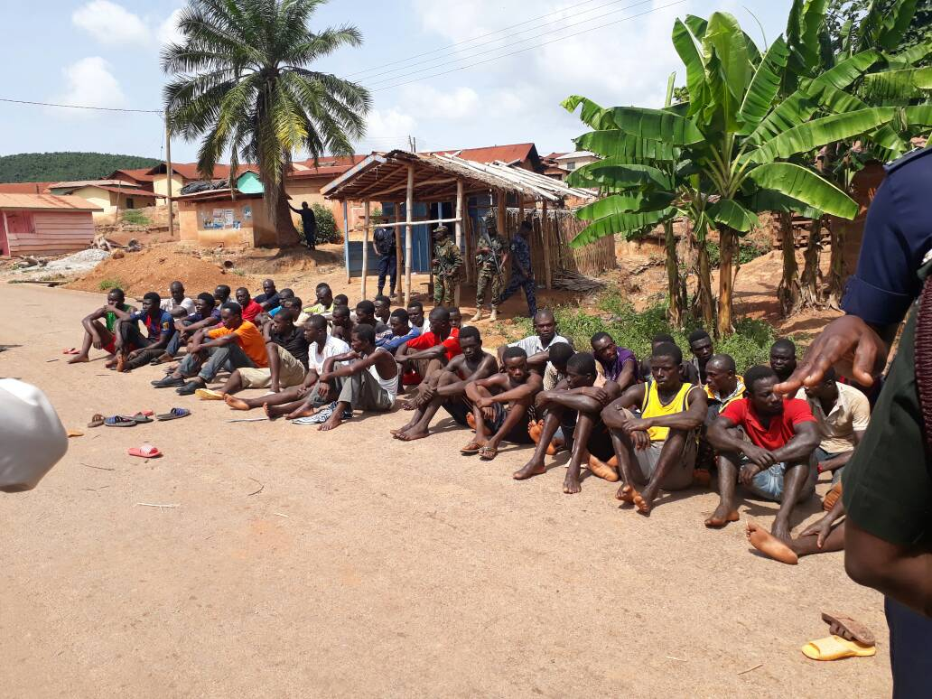 Mahama's Killers Ostracized after chiefs carry out cleansing