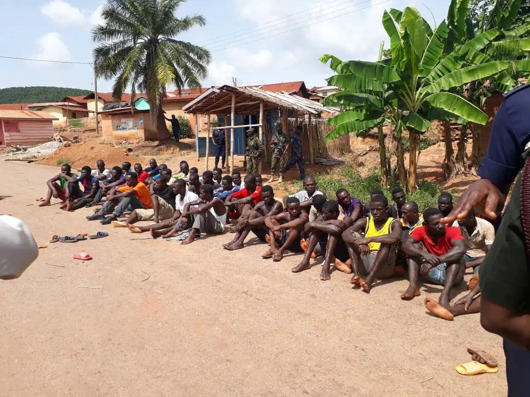 Assemblyman who championed Capt Mahama's lynching arrested