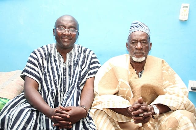 Gonjas fume over Yagbonwura's request to Dr Bawumia for a modern palace