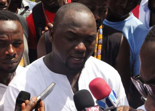Nii Noi's apology welcome news- NPP Group