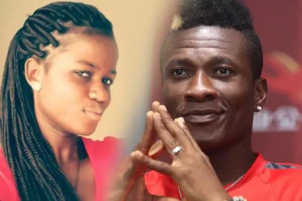Sarah Kwablah and I had good sex-Asamoah Gyan