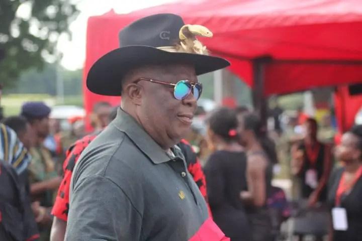 AUDIO: Major Mahama died the wrong way-Kofi Wayo