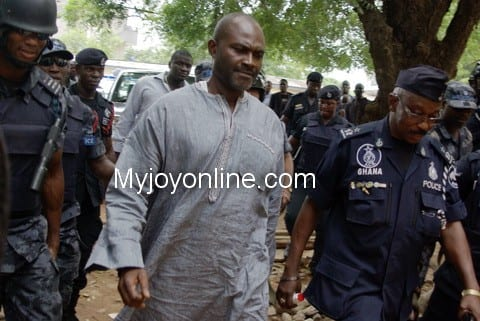 NDC will jail me -Kennedy Agyepong
