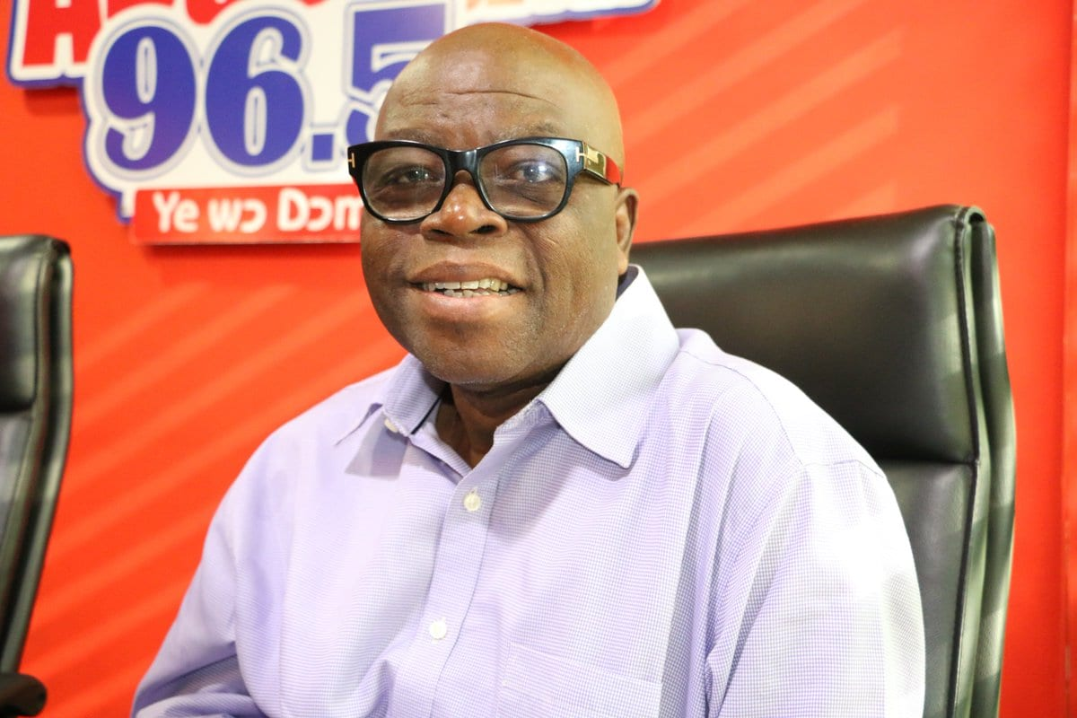 Confine Alhaji Saani and ValarieSawyerr to witches camps for confusion in NDC-Duggan
