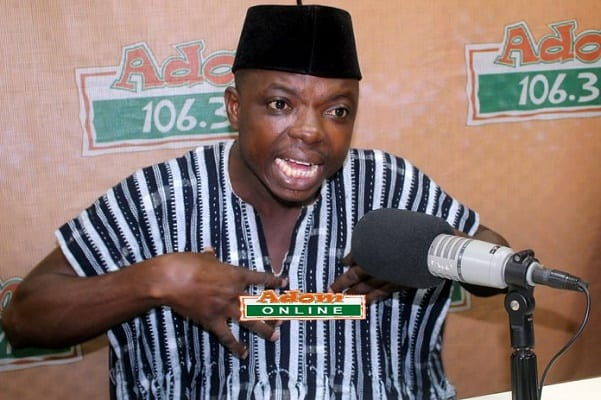 No elder in NPP can stop me –Abronye DC