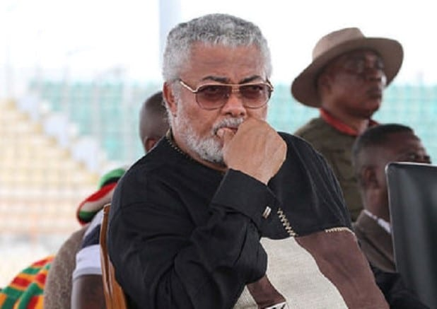 Kofi Annan forced me to open a foreign bank account – Rawlings