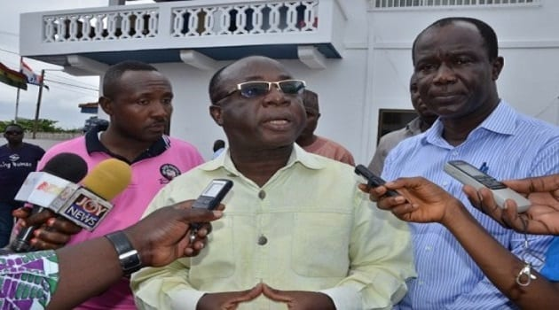 NPP National Executives must not seek reelection-Kennedy Agyepong