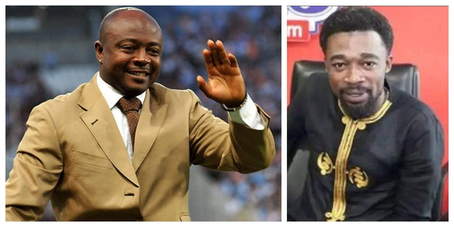 Ghanaians angry with prophet for predicting Abedi Pele's death