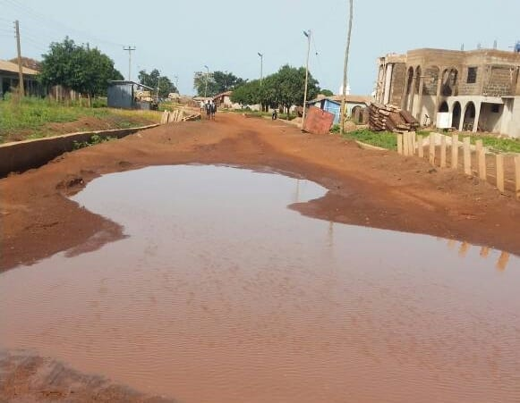 Salaga residents cry for improved road network