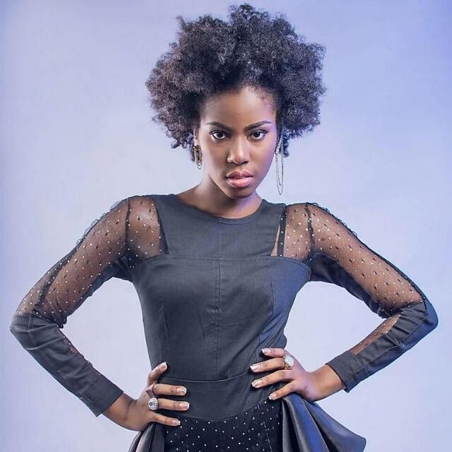 I don't care about a man's character If he has a fat bank account – MzVee