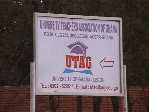 Nana Addo's appointees calling us thieves-UTAG Executive