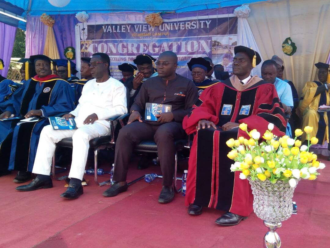 The nation counts on you-Minister to private universities