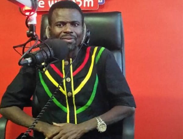 My mum now feeds me after being dumped by my wife-Seth Frimpong