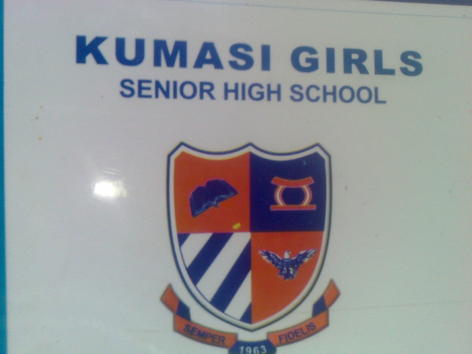 "VIDEO: ""Naked"" students of Kumasi Girls SHS twerking"