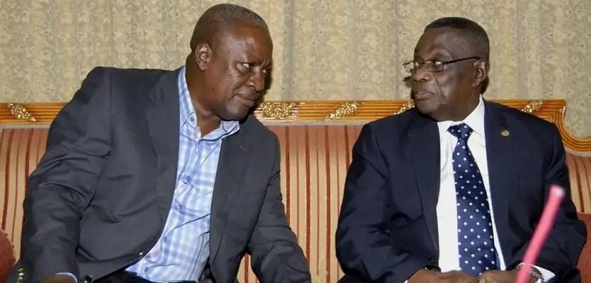 Mills was my comrade, mentor and friend- John Mahama