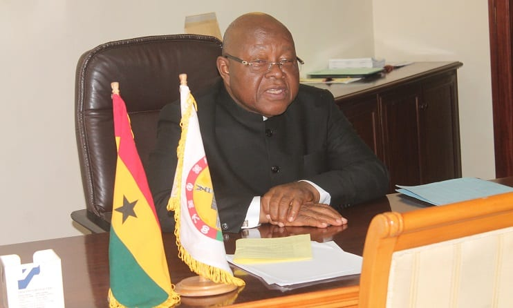Prof. Aaron Mike Oquaye is the best Speaker of Parliament- Ameyaw Cheremeh