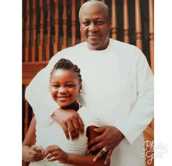 Social Media cannot keep calm about John Mahama and Farida's picture