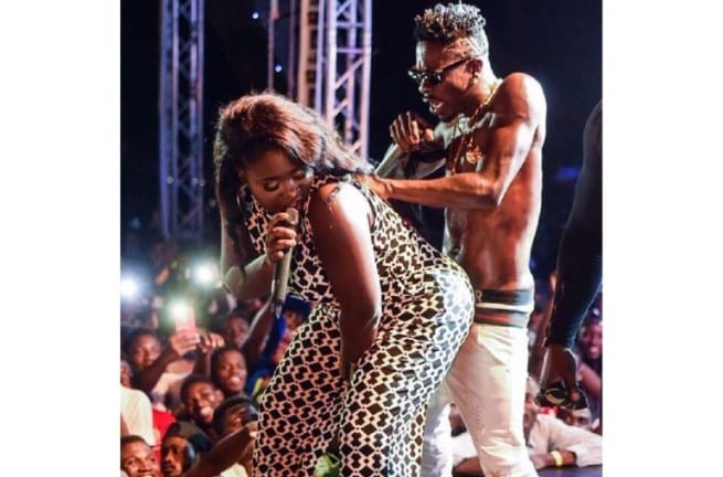 All a man needs to get into my pants- Sista Afia