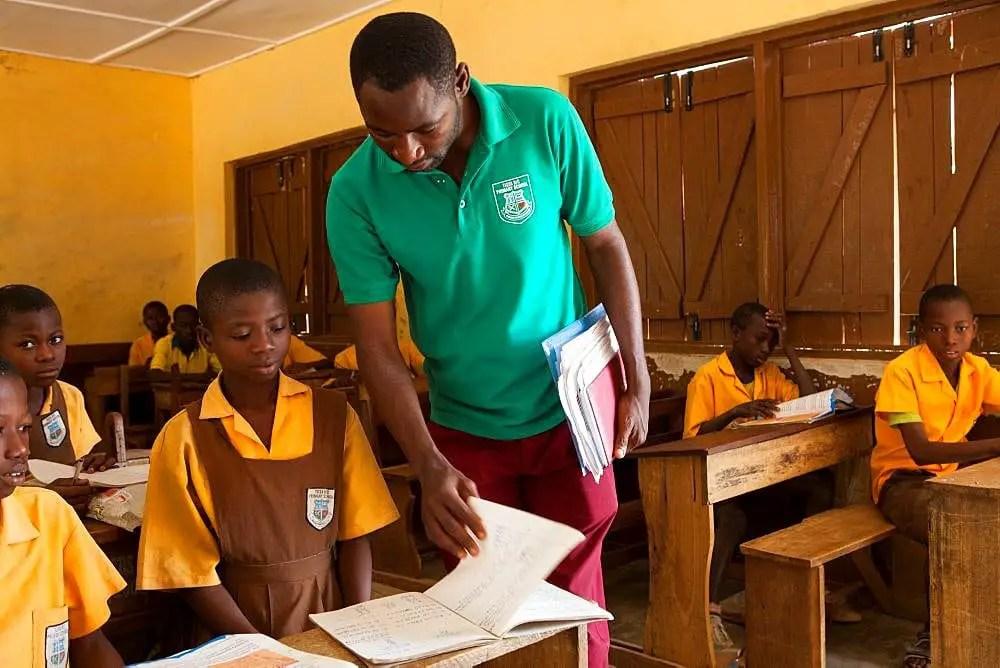 Rejoinder: Teachers In Central Region Noted For Impregnating Teenage Students.