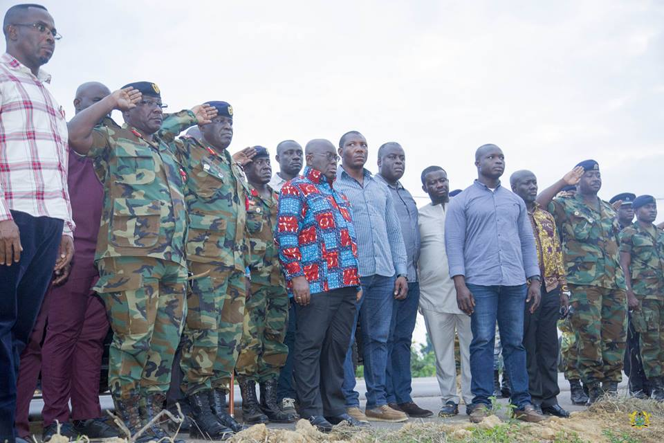 PHOTOS:When Akufo-Addo Visited Denkyira-Boase