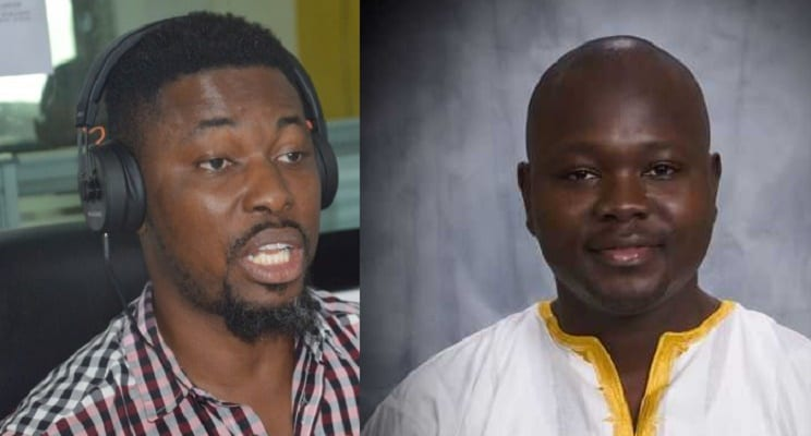 A Plus,  Asenso-Boakye on crossfire; hurling insults at each other