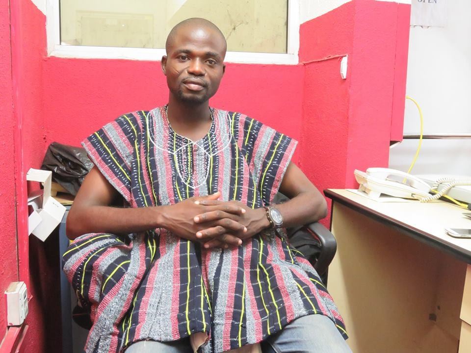 I've not ask for 'bribe' from Menzgold to drop a story-Manesseh