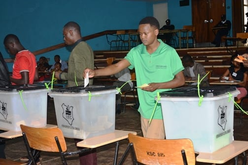 D-DAY as Kenyans go to the ballot in hotly contested race