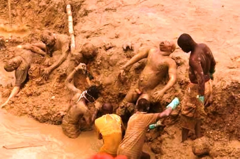 Brother of killed miner confesses he was into galamsey