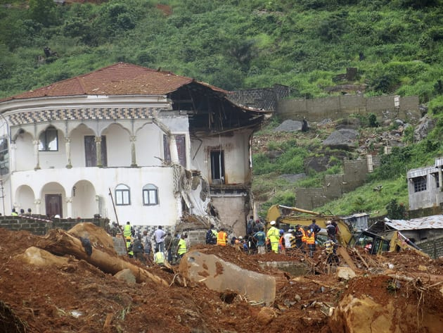 Ghana to send relief assistance to Sierra Leone