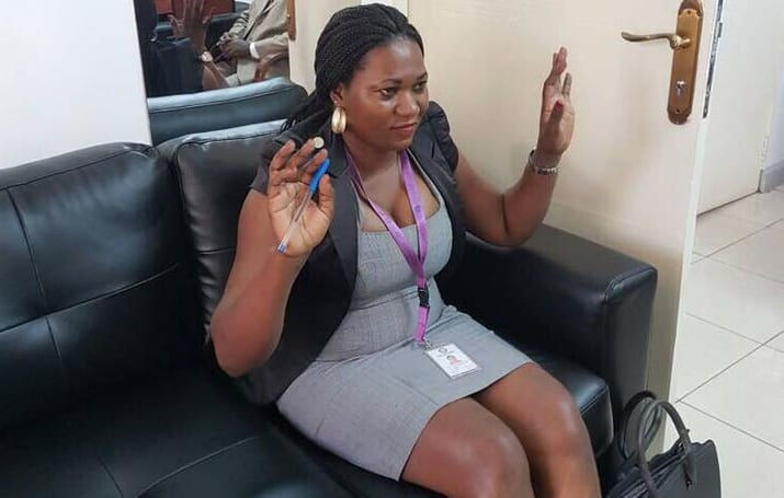 Court clerk fired for dressing provocatively